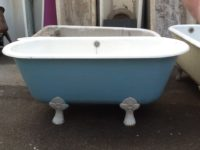 Very Deep French Double Ended Bath
