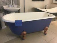 Very Deep French bath