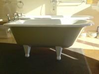 Small original Cast Iron Bath