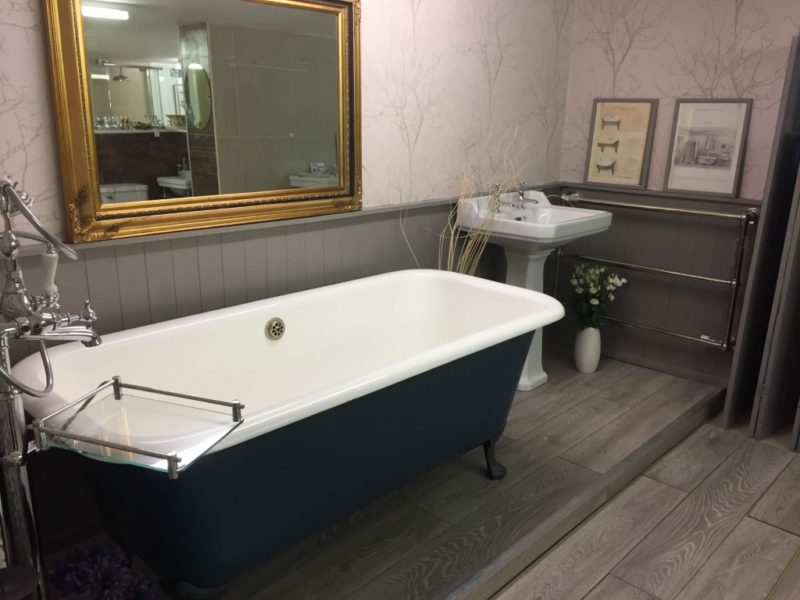 Antique French Bath