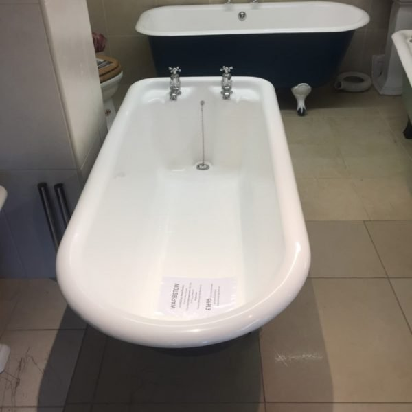 Original Edwardian Ex Plunger Bath