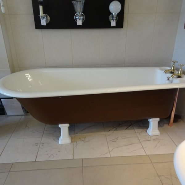 Antique Plunger Bath