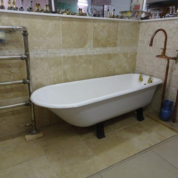 Small Antique Roll top Bath