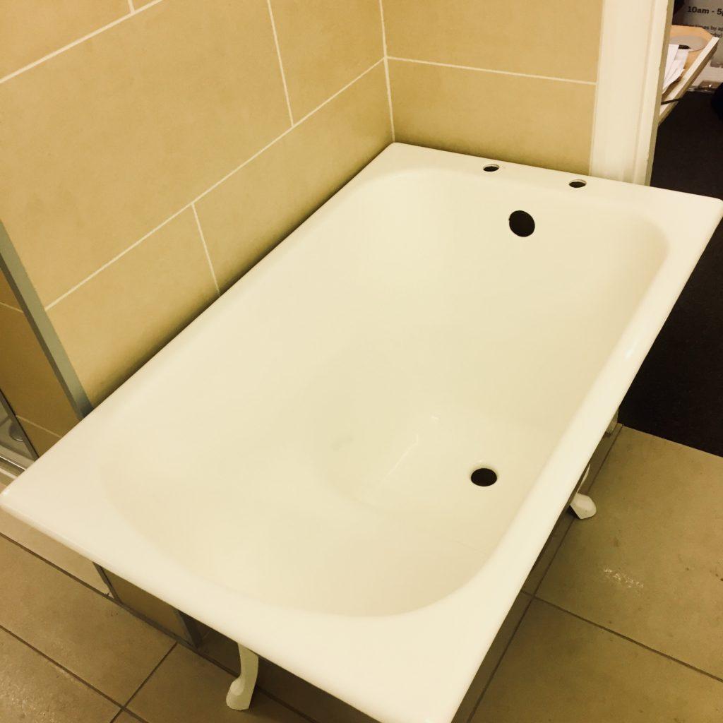 French Cast Iron Sitz Bath