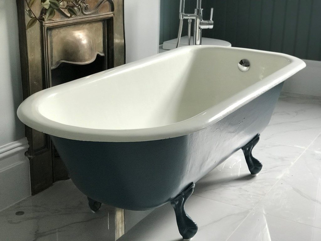 Care and maintenance for your antique bath