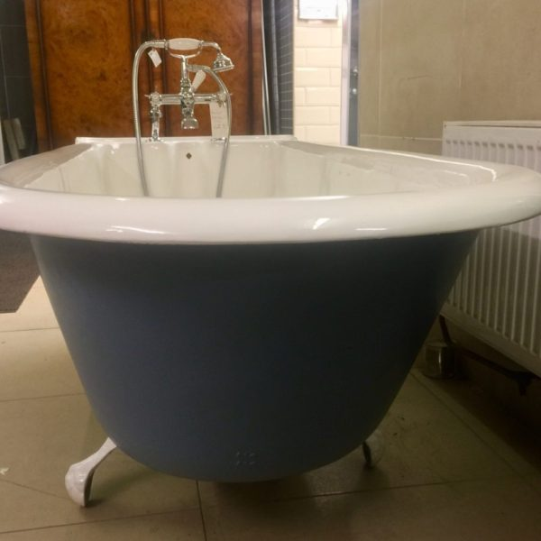Broadmere victorian Roll Top Bath