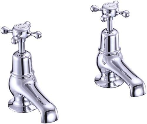 antique Bath Pillar Taps
