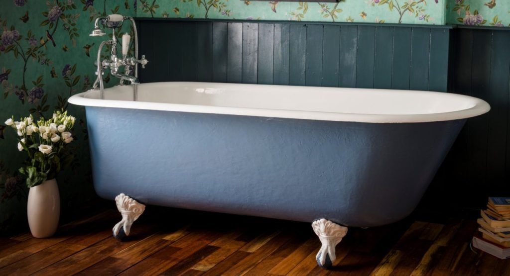 Victorian Antique Bath