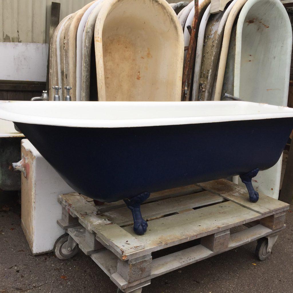 Dowland cast iron bath
