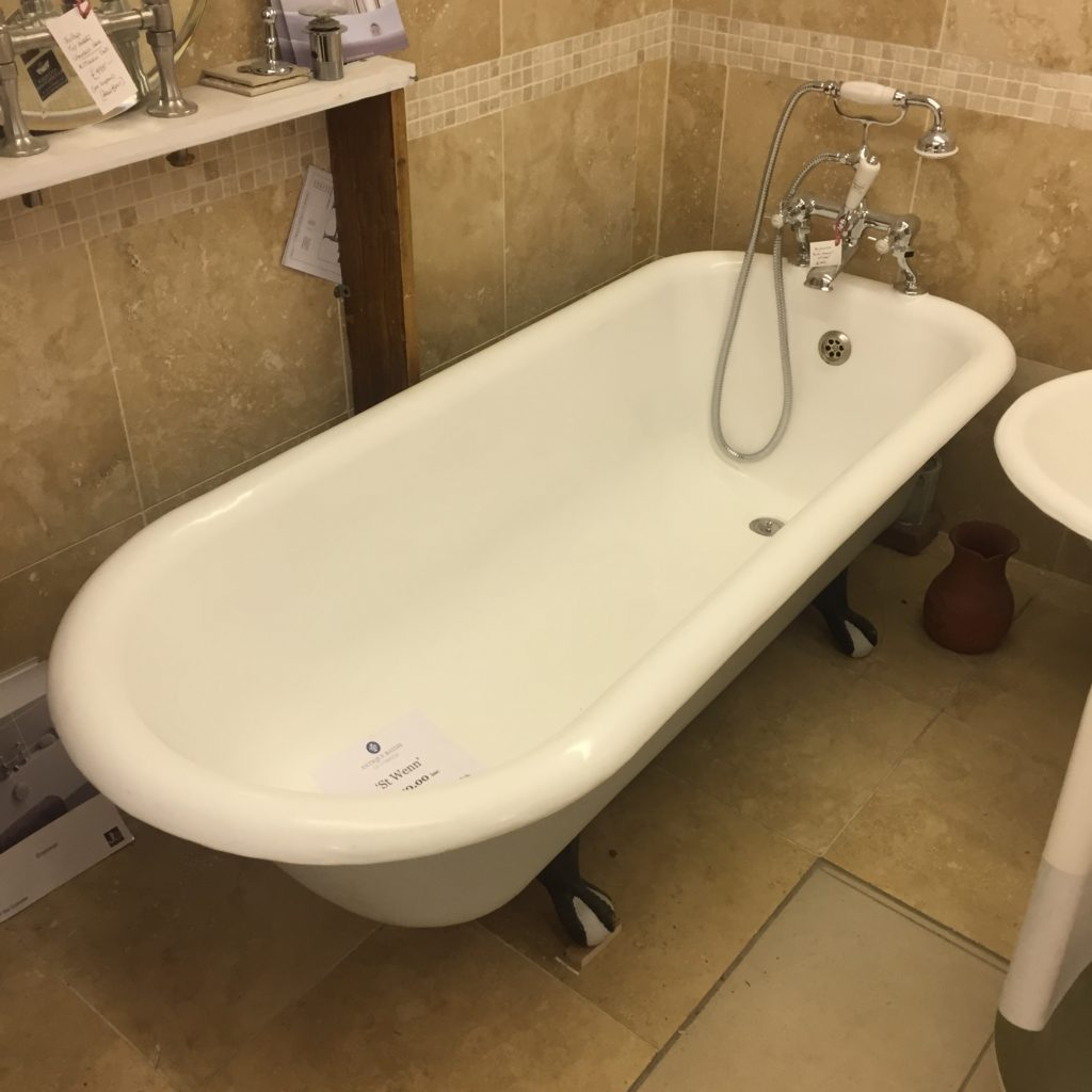 Roll Top Bath Offer