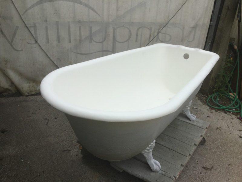 Deep French Bath