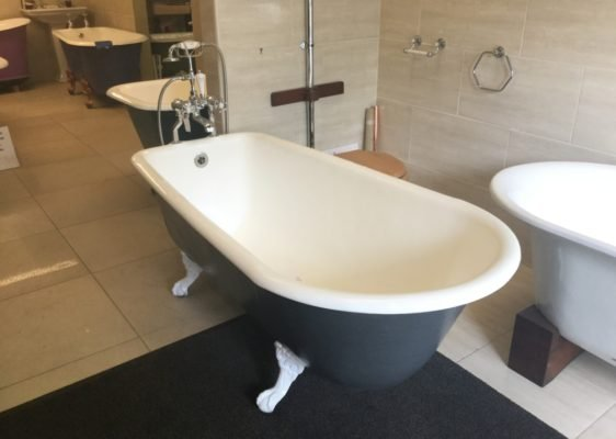 Single Ended Deep French bath