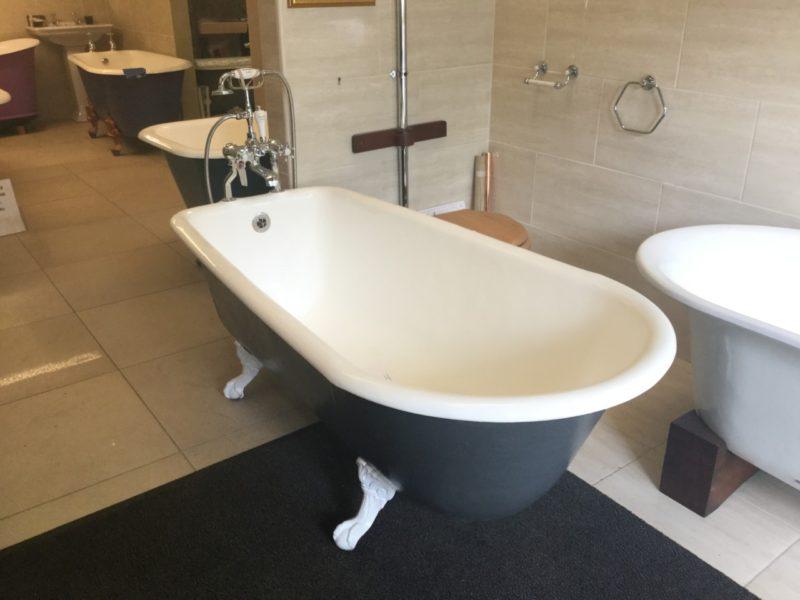 Single Ended Deep French bath