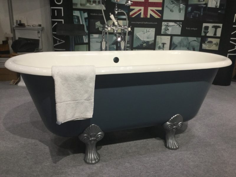 Double Ended French Bath