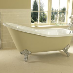 Cast Iron bath