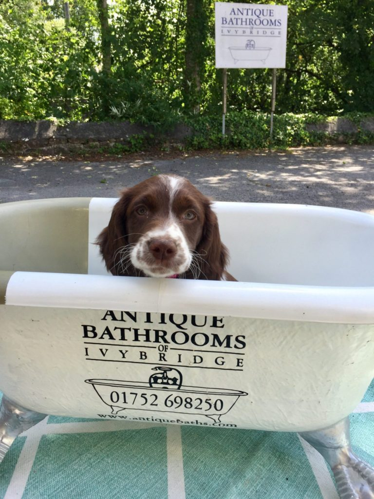 Baths for all shapes and sizes.