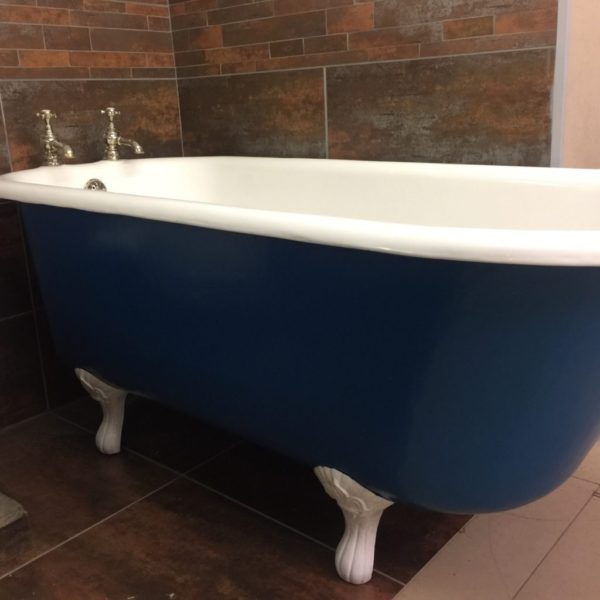 Rouen Roll top bathtub