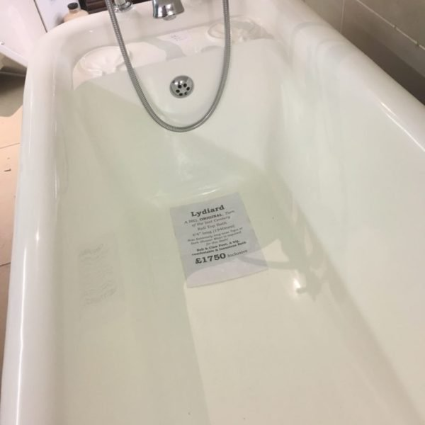 Victorian Bath Lydiard