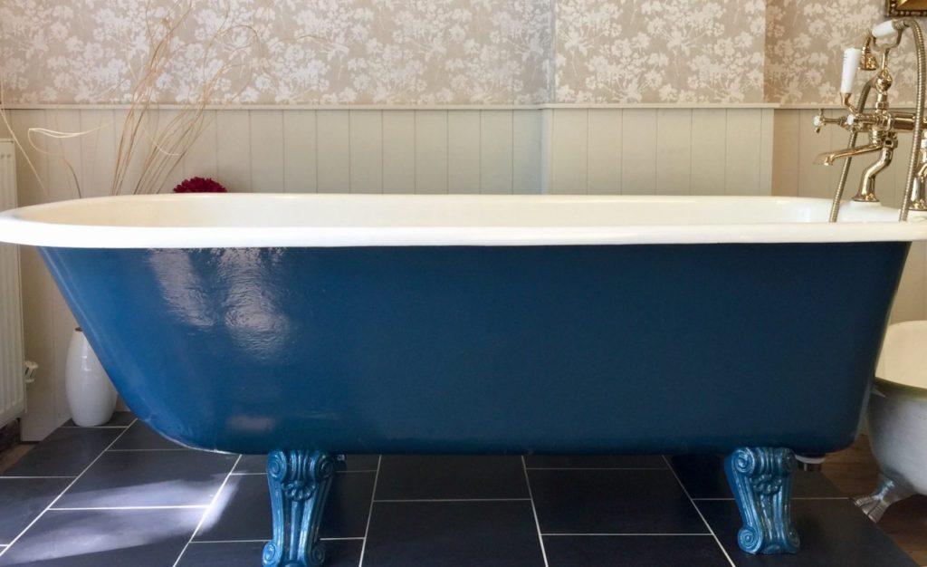 restored antique baths
