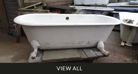 Unrestored baths, ready to restore to your requirements