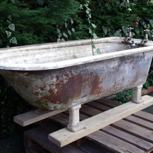 cast iron bath restoration