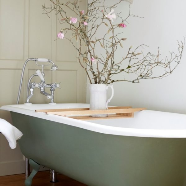 Antique Bath at Hotel Endsleigh