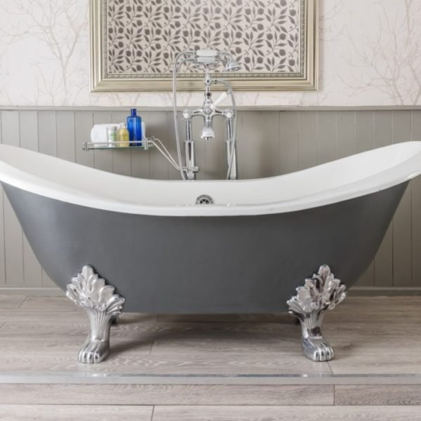 double ended slipper bath